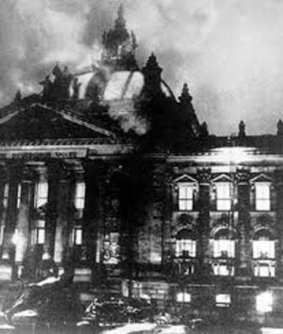 Der Reichstagsbrand - Incendio del Reichstag