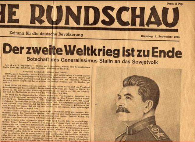 Alemania se rinde