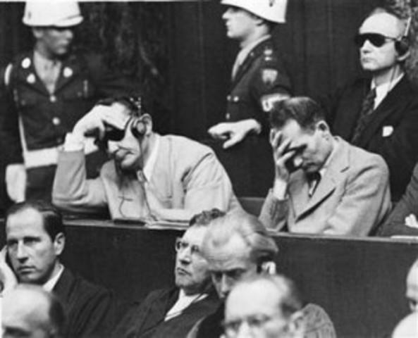 Juicios de Nürnberg