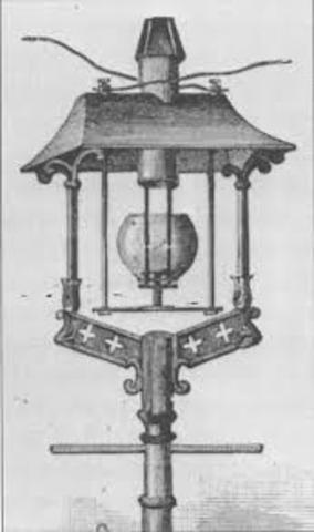 Lámpara de arco