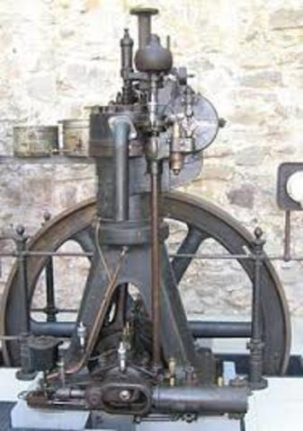Motor de combustión interna (Primero)