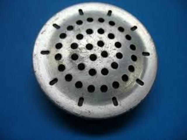 Micrófono de carbón (para teléfono)