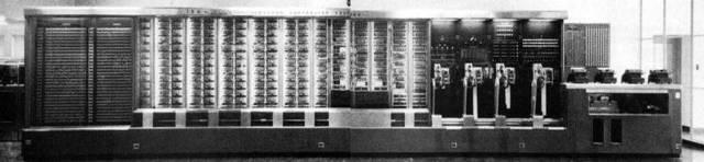 Гигантский программируемый калькулятор ASCC/Harvard Mark I