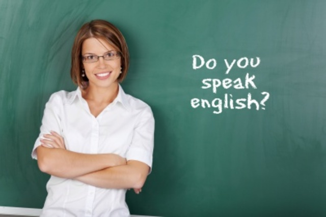Первый урок английского языка