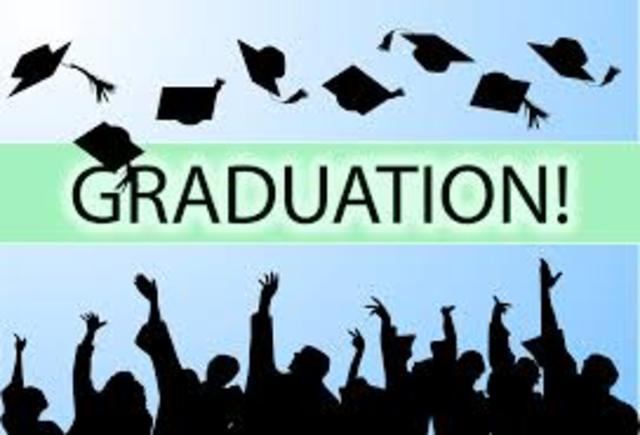 Успешное окончание университета