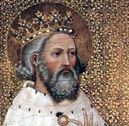 Edward the Confessor died.