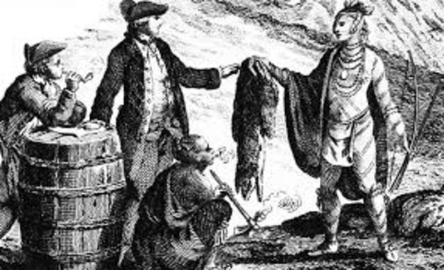 The Fall of the Fur Trade