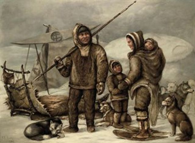 Inuit Division of Labour