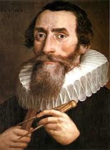 Johannes Keppler (III)