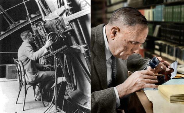 Edwin Hubble (II)