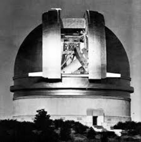 Edwin Hubble (IV)
