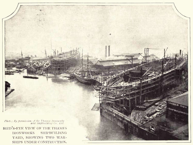 Shipbuilding and Ironworks