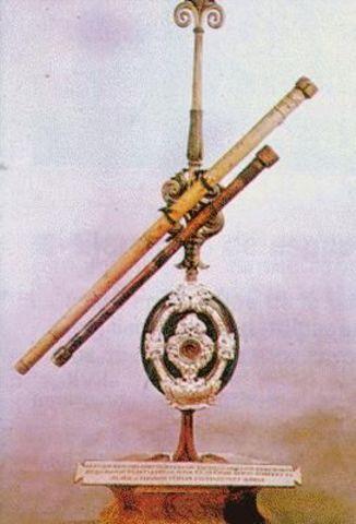 El telescopio (Hans Lippershey Holanda 1590)