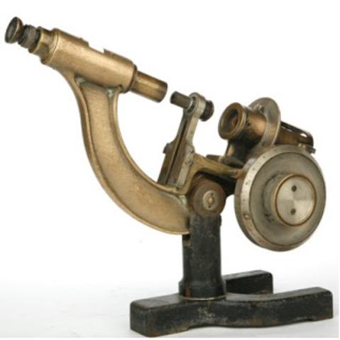 El Microscopio De Precisión (1683 Antón van Leeuwenhoek)