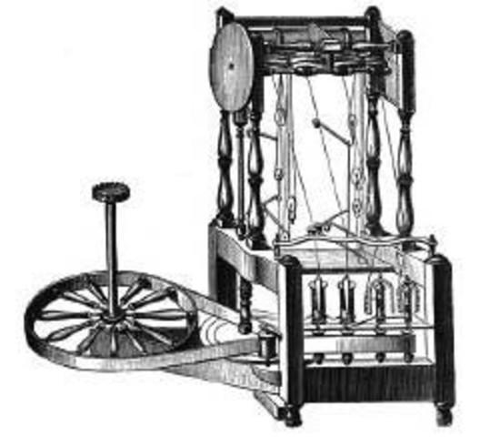 La Lanzadera Automática (1733 John Kay)