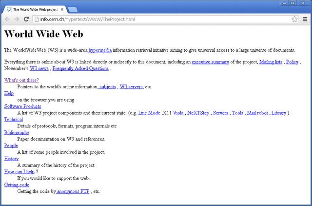 1er site Internet