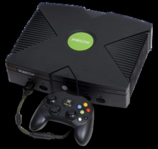 Xbox console released (NA)