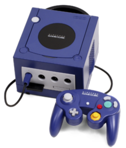 Nintendo GameCube console released (NA)