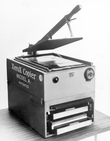 La Fotocopiadora (1938 Chester Carlson)
