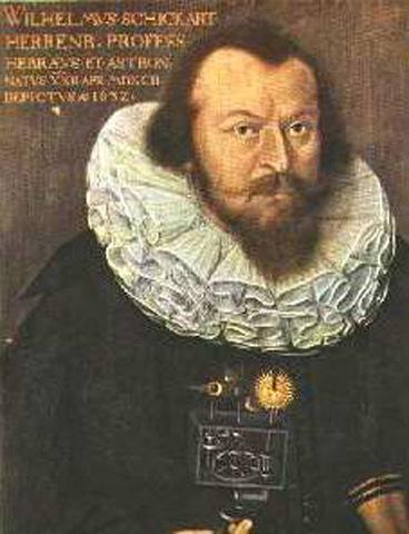 Вильгельм Шиккард (1592-1636)
