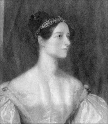Огаста Ада Байрон (графиня Лавлейс) (1815-1852)