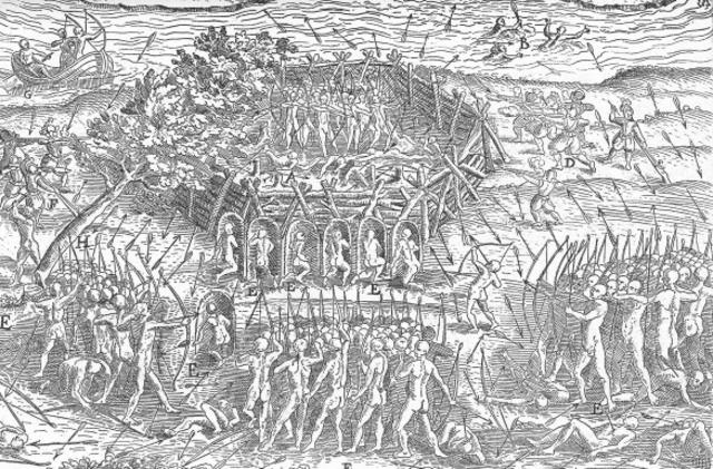 Destruction of Huronia