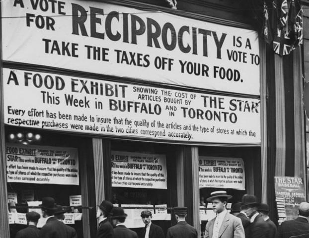 The Reciprocity Treaty