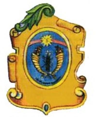 Escudo del 27 de Octubre de 1830