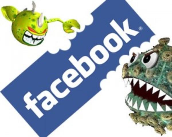 Los virus en Facebook