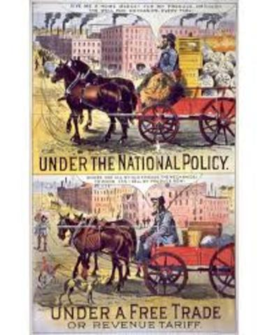 The National Policy of John A. Macdonald