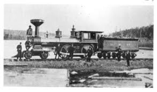 Construction of a Railway