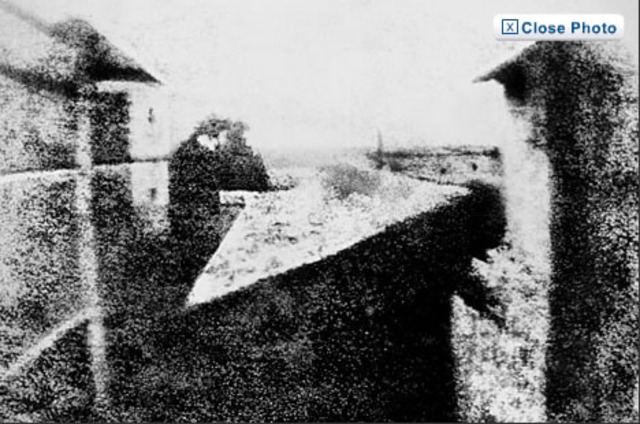 The World's First Photo
