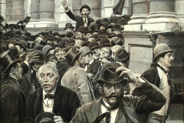 Биржевой крах 1873