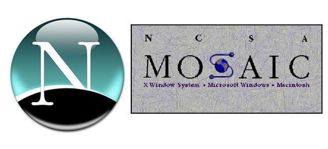 Появился знаменитый веб-браузер NCSA Mosaic