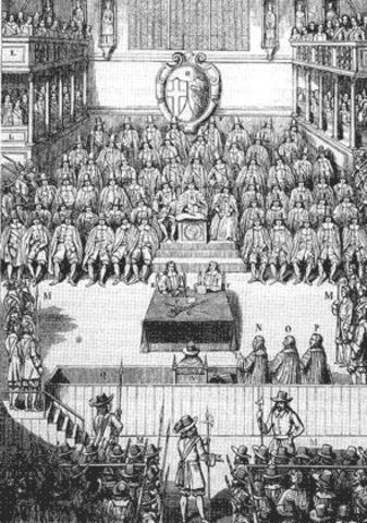 The Trial Of The King