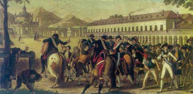 Motín de Aranjuez.