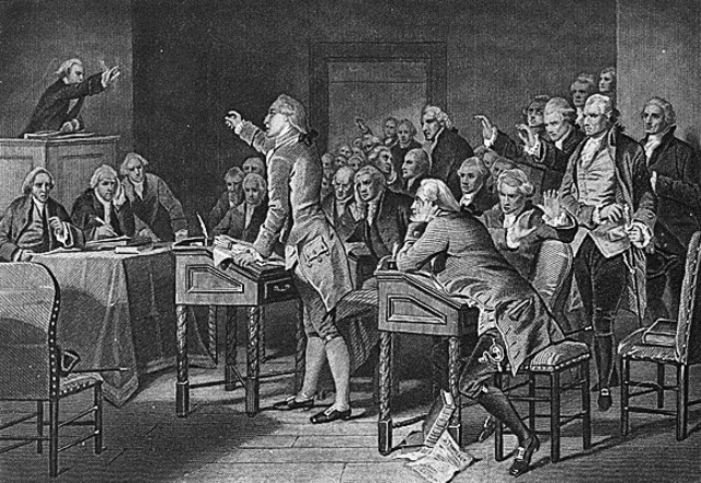 Stamp Act Congress and the Sons of Liberty