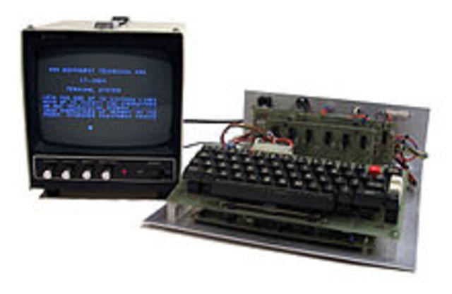 Teclado de una terminal CT-1024