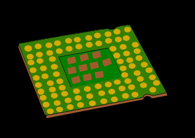 Microprocesador (Ted Hoff)