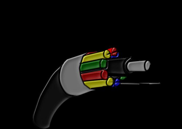 Fibra Optica (John Tyndall)