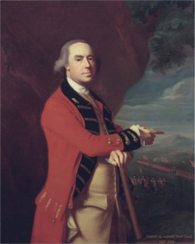 Gage Orders Troops to Concord
