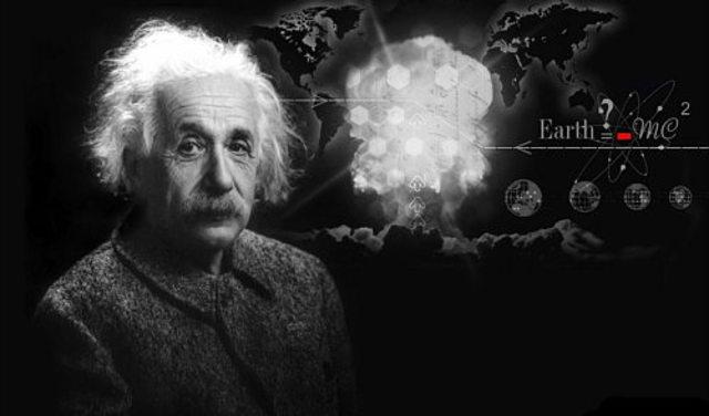 Albert Einstein (Teoria relatividad especial)
