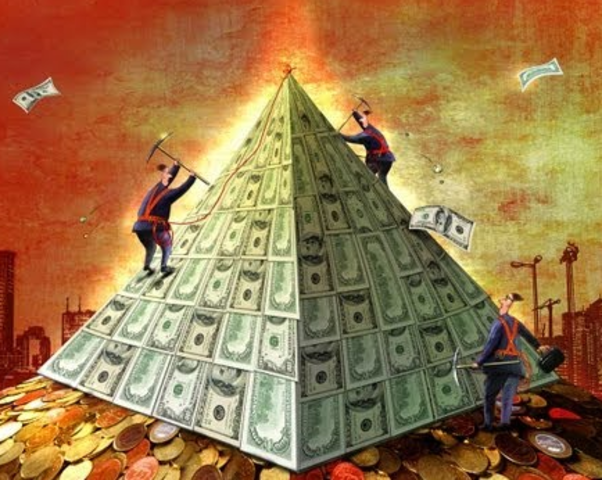 Ипотечная пирамида