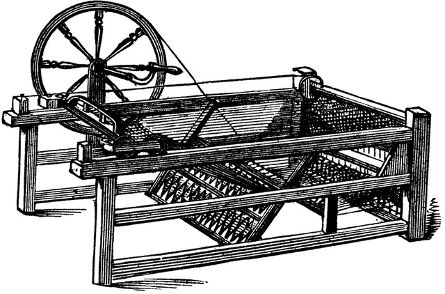 Spinning Machine/Jenny Machine