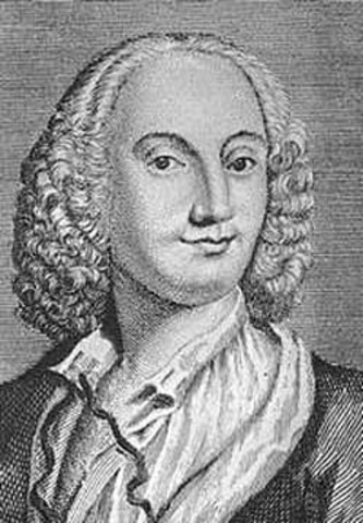 Guillaume De Machaut was born