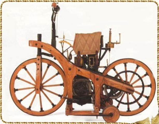 Meios de transporte - Motocicleta