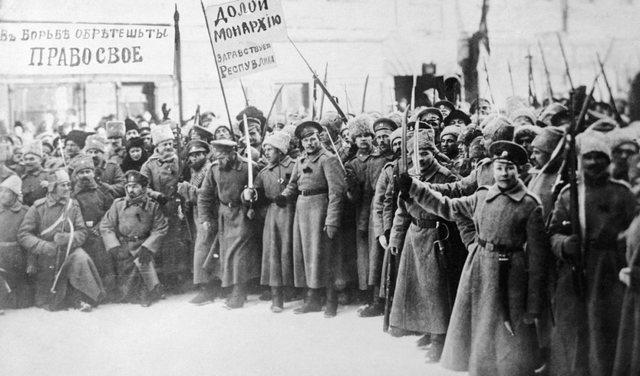 Февральская революция в России (Февральская буржуазно-демократическая революция, Февральский переворот)