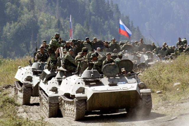 Вооруженный конфликт между Россией и Грузией