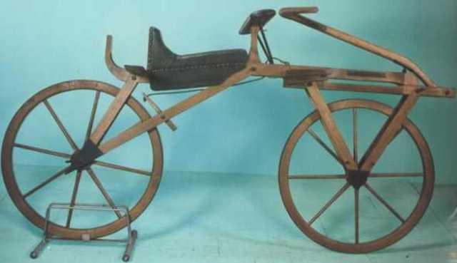 Célérifère (Bicycle)