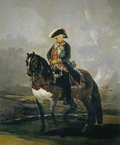 Reinado de Carlos IV.